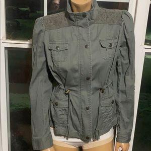 Free🎁 w 50.00+ Bundle Candies Lace & Details Coat